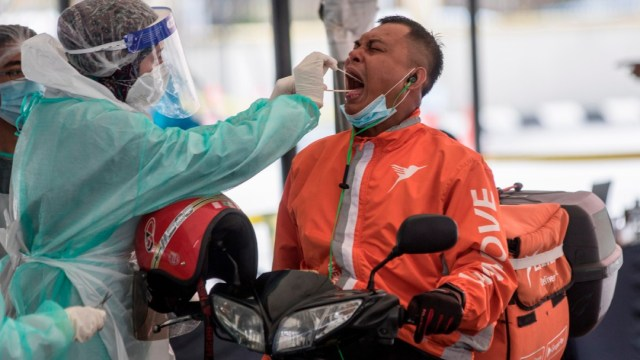 Coronavirus: OPS recomienda ampliar uso de pruebas
