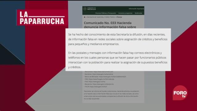 Foto: Coronavirus Presunta Asignación Crédito Pequeñas Empresas 3 Abril 2020