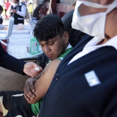 OPS pide no evadir vacunas para evitar sarampión o influenza
