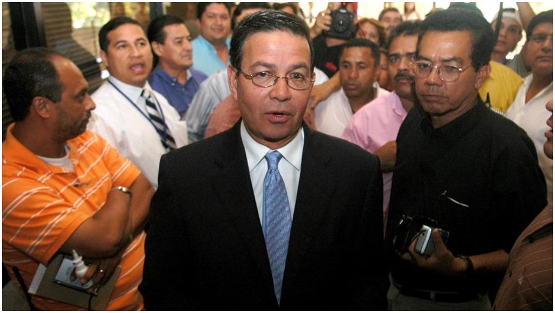 Imagen: Muere el expresidente hondureño Rafael Callejas, 4 de abril de 2020 (EFE)