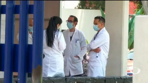 Foto: Coronavirus Ipn Unam Retira Residentes Hospitales Públicos 7 Abril 2020