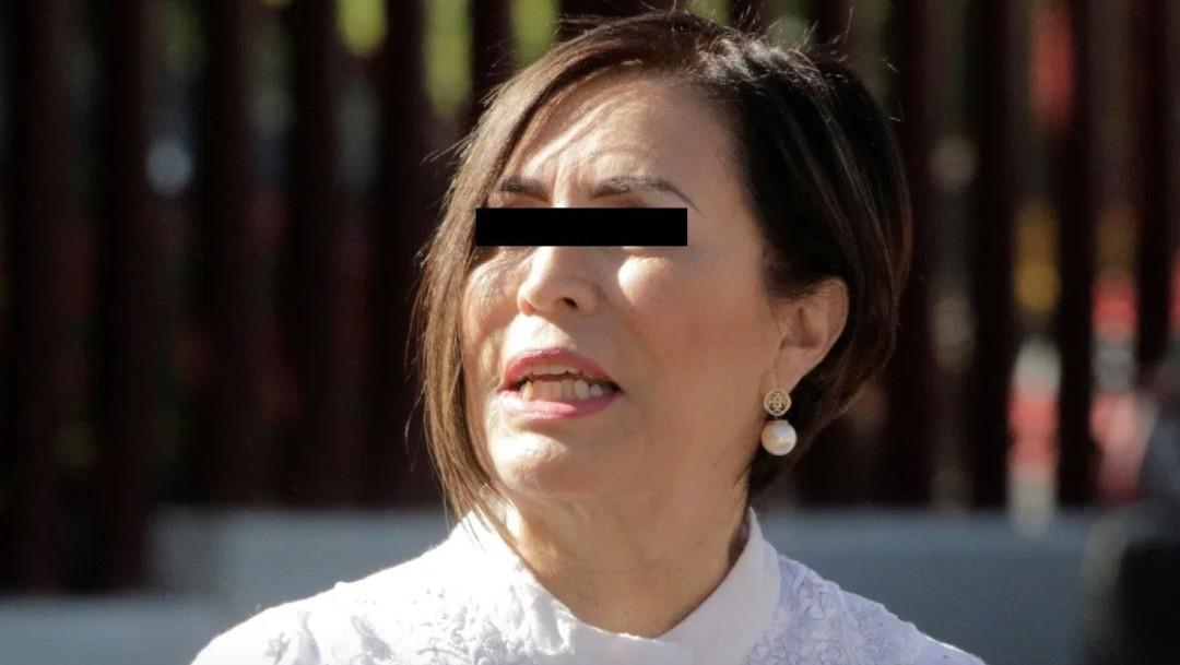 Rosario Robles podría salir de la cárcel en octubre