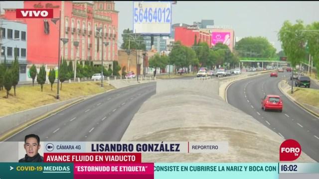FOTO:18 de abril 2020, se registra mala calidad del aire en diversos puntos de la ciudad de mexico