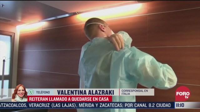 FOTO: 4 de abril 2020, suman mas de 15 mil muertos por coronavirus en italia