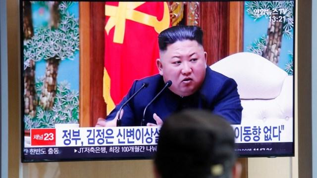 Foto; Kim Jong-un, líder de Corea del Norte, está 'enfermo': Taiwán