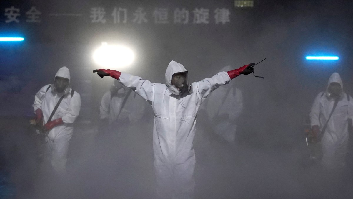 Coronavirus: Termina cuarentena en Wuhan, China