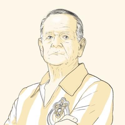 Muere Tomás Balcázar, abuelo del 'Chicharito' y leyenda de Chivas