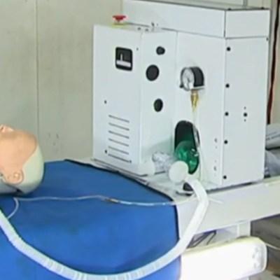 Mexicanos crean ventiladores para emergencia por coronavirus