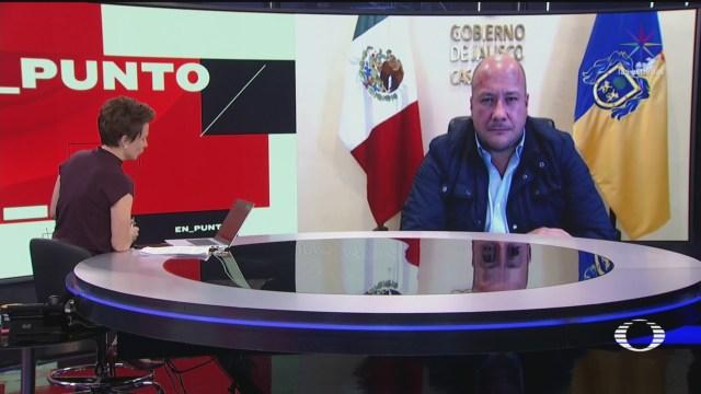 Foto: Video Completo Denise Maerker Entrevista Enrique Alfaro Gobernador Jalisco 23 Abril 2020