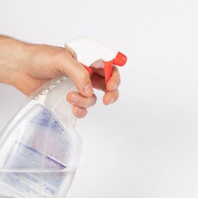 ¿Por qué es peligroso decir que el vinagre es un efectivo desinfectante?