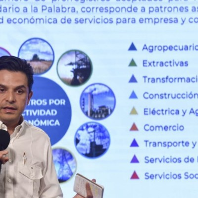 IMSS: Van más de 50 mil mipymes validadas para recibir créditos a la palabra de 25 mil pesos
