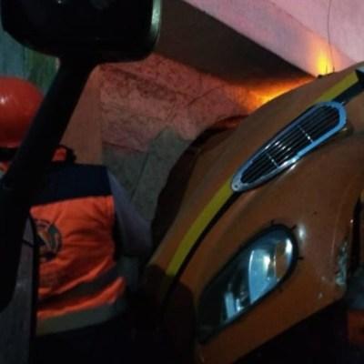 Tráiler embiste a varios vehículos en la México-Puebla; mueren dos