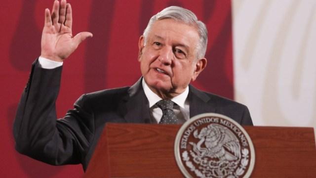 Conferencia matutina del presidente Andrés Manuel López Obrador. (Foto: Cuartoscuro)