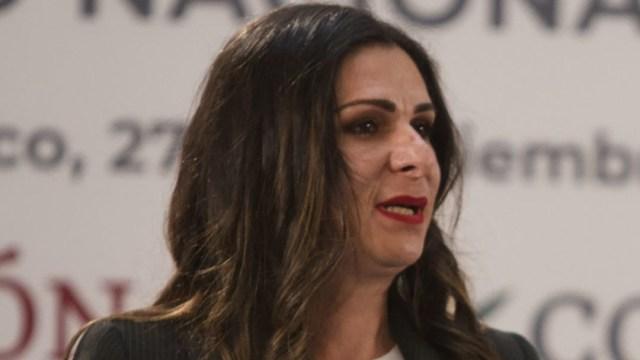 Ana Gabriela Guevara, titular Comisión Nacional de Cultura Física y Deporte