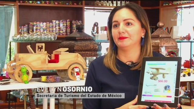 FOTO: 1 de mayo 2020, artesanos del edomex ofrecen juguetes tradicionales por internet
