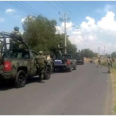 Asesinan a tres policías mientras realizaban patrullaje en Celaya, Guanajuato