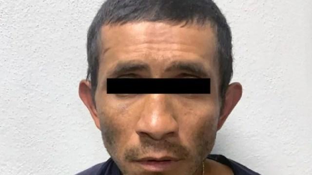 Foto: Detienen a presunto asesino de 'Nico', niño torturado y asesinado en Ecatepec, 14 de mayo de 2020, (FGJEM)