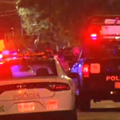 Mueren dos personas durante balacera en Tepito