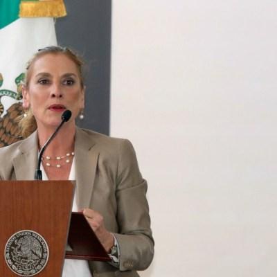 Pide Gutiérrez Müller a ONU y OMS 'esfuerzo inaudito' para vacuna contra coronavirus