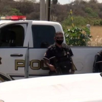 Foto: Asesinan a jefe de Seguridad Pública de Jalostotitlán, Jalisco, 31 de mayo de 2020, (Noticieros Televisa)