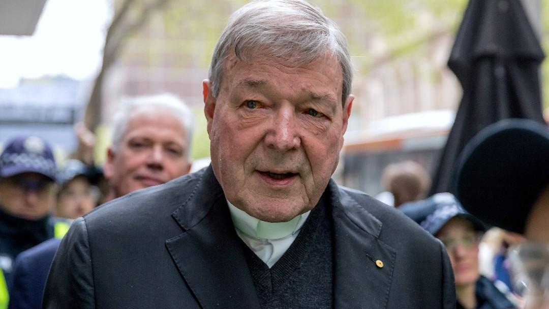 Cardenal Pell conocía casos de pederastia, según Comisión Real australiana