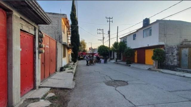 Fotografía que muestra una colonia del municipio de Valle de Chalco. (@gobvalle2019)