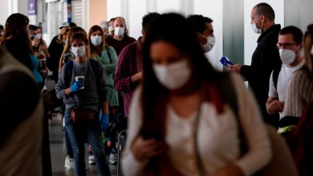 Foto: Chile decreta la cuarentena obligatoria en Santiago, ante repunte de coronavirus
