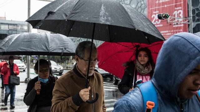 Pronostican lluvias fuertes en algunos estados del país. (Foto: Cuartoscuro, Archivo)