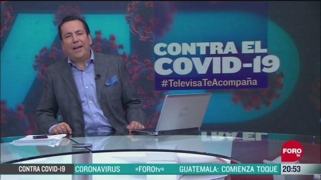 Contra el COVID-19 #TelevisaTeAcompaña segunda emisión 22 de mayo de 2020