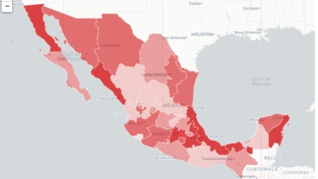 Coronavirus en México. Ssa