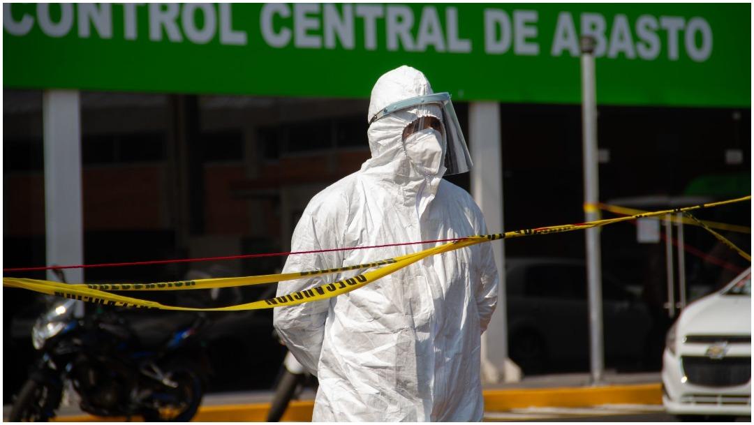 Imagen: Actualización del número de muertos en México por COVID-19, 9 de mayo de 2020 (CUARTOOSCURO)