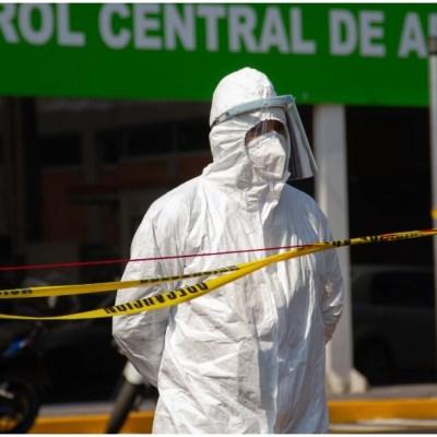 Suben a 3 mil 353 los muertos y a 33 mil 460 los casos confirmados de COVID en México