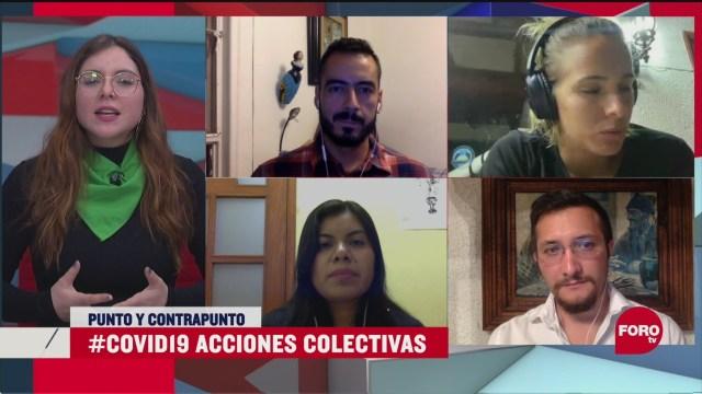 #COVID19 acciones colectivas