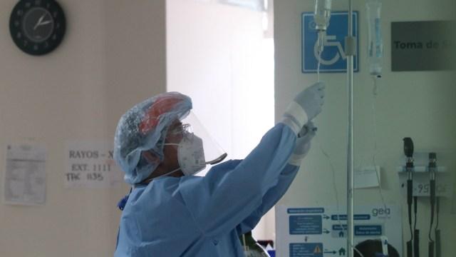 Foto: Lanzarán programa de vivienda para trabajadores de la salud, 27 de mayo de 2020, (Cuartoscuro, archivo)