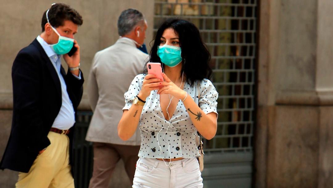 Foto: Curva de contagios por COVID-19 sigue bajando en Italia; no excluyen aumento