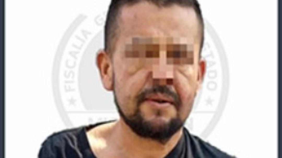 "Manuel C, alías ""El Many Carrillo"". Twitter/@FiscaliaMich"