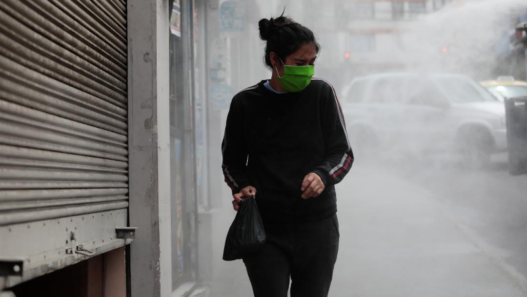 FOTO: Guayaquil, epicentro del coronavirus en Ecuador, iniciará el miércoles la desescalada, el 19 de mayo de 2020