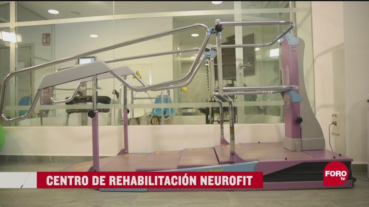 FOTO: 30 de mayo 2020, el centro de rehabilitacion neurofit