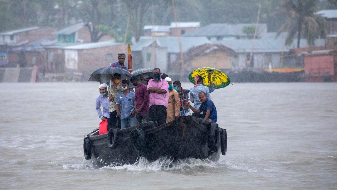 Foto: Ciclón Amphan deja al menos 82 muertos en India y Bangladesh