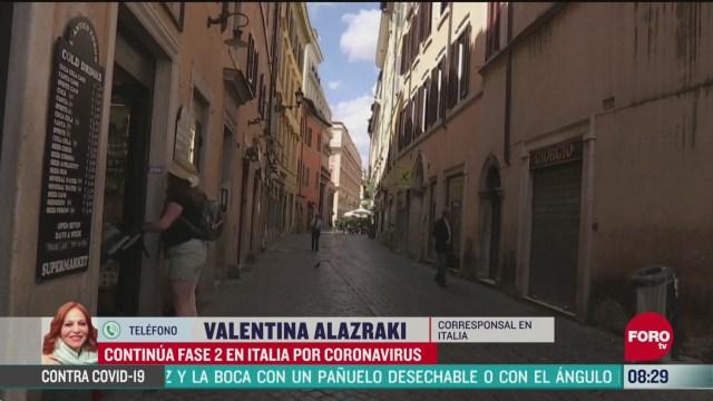 FOTO: 23 de mayo 2020,en italia jovenes no respetan la sana distancia en plena fase 2 por coronavirus