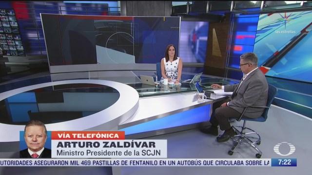 entrevista con arturo zaldivar para despierta