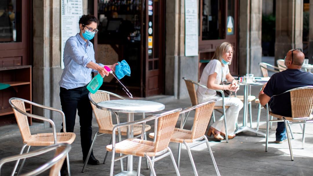 Foto: España levantará cuarentena para turistas extranjeros el 1 de julio