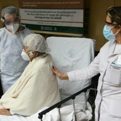 Paciente del IMSS vence al coronavirus gracias a transfusión de plasma