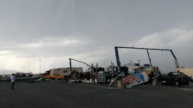 tornado apodaca