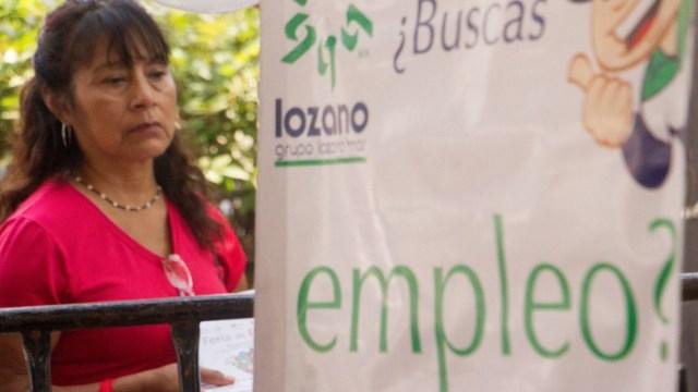 Desempleo en México se ubica en 3.4% en primer trimestre