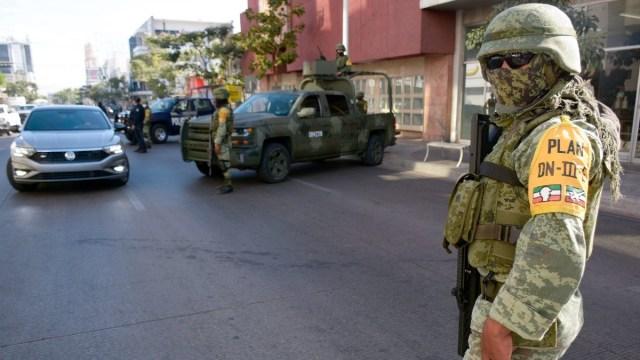 Se desata balacera en Navolato, Sinaloa