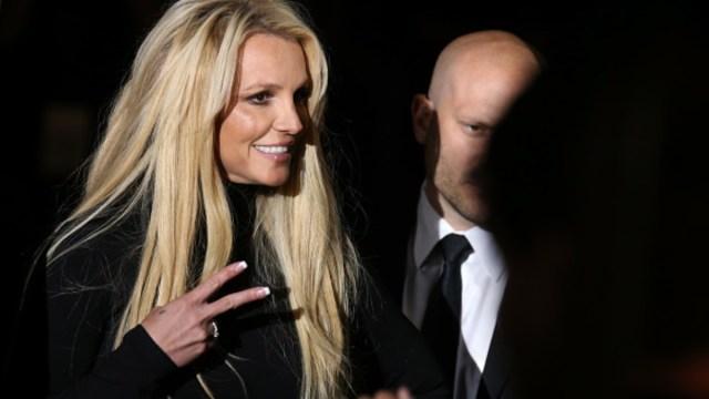 Britney Spears quema por accidente el gimnasio de su casa