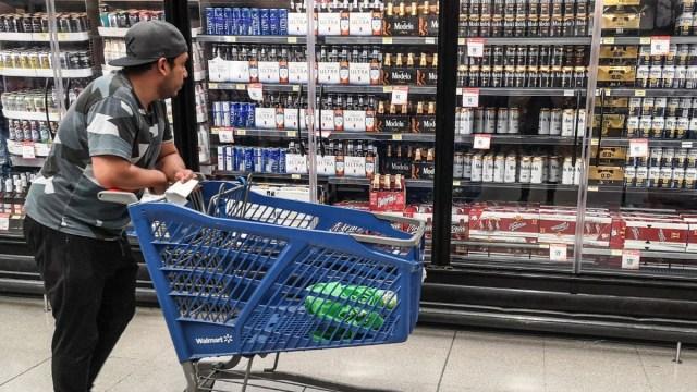 Se desatan compras de pánico de cerveza previo al 10 de mayo