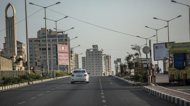 La Franja de Gaza registra su primera muerte por coronavirus. (Foto: EFE)