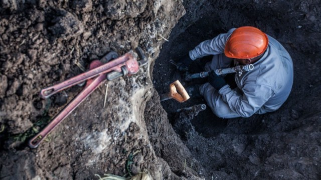 Pemex reporta fuga de hidrocarburo en Singuilucan, Hidalgo